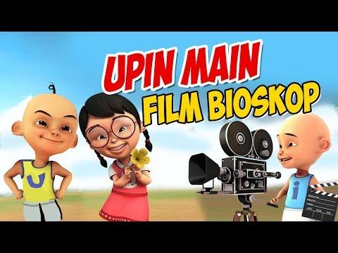 Upin Ipin Jadi Pemain FILM Bioskop , Ipin Senang ! GTA Lucu