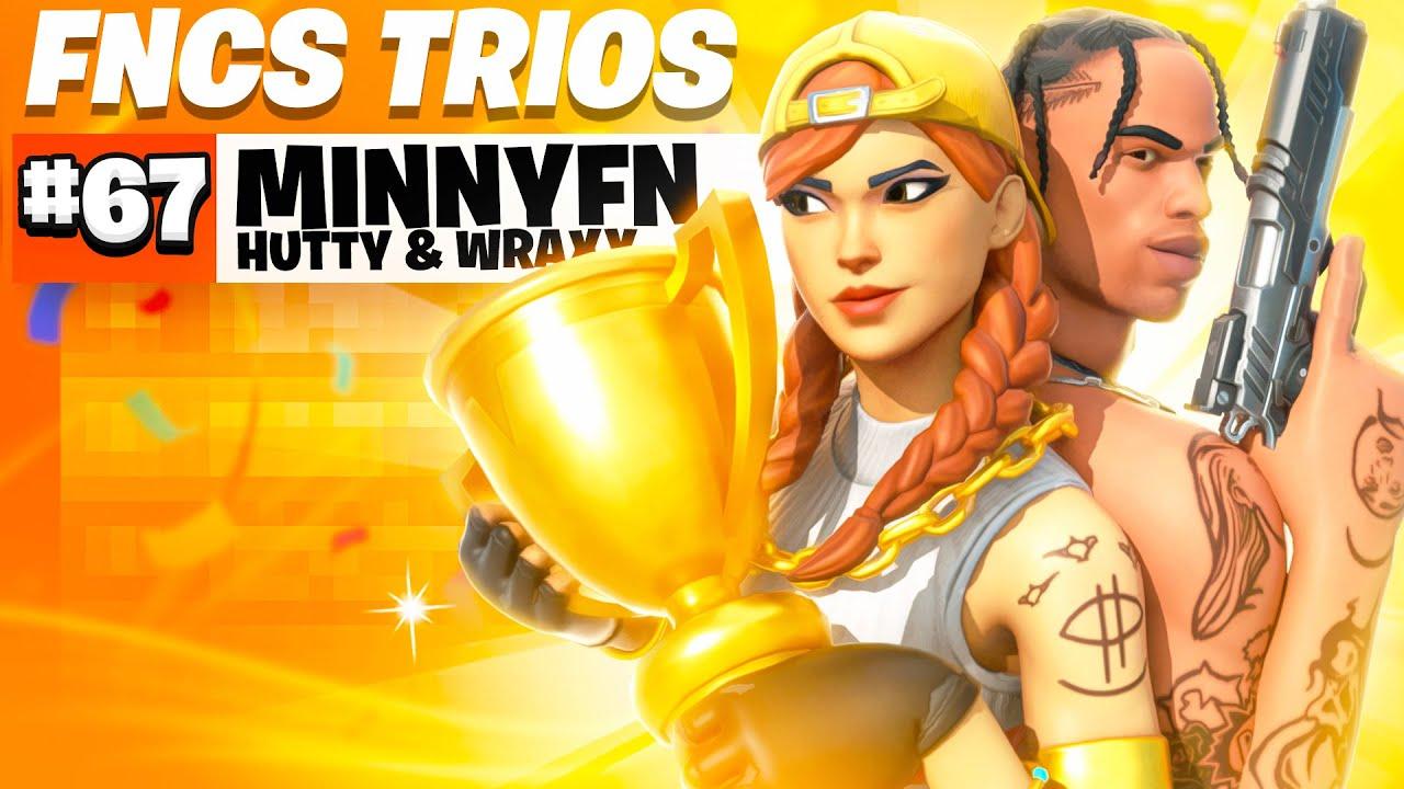 Download DOMINATING in Trio FNCS Quarter-Finals 🤯