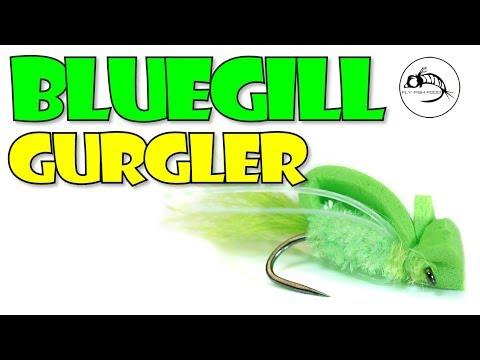 Bluegill GURGLER