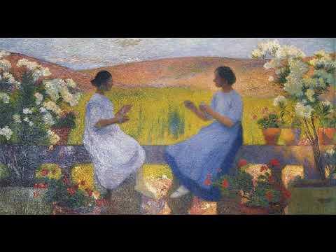 Martin Henri 馬丁·亨利 (1860-1943) Pointillism Post-Impressionism French