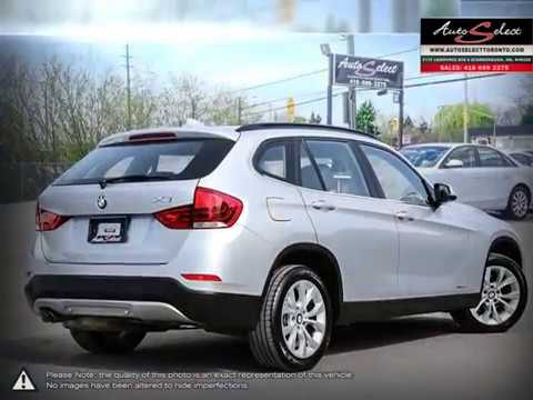 2014 BMW X1 | Auto Select Toronto | WBAVL1C51EVR93929