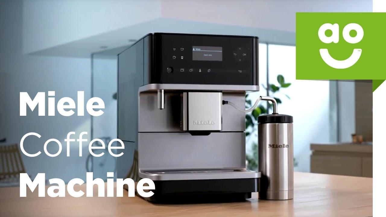Miele Coffee Machine With Grinder Aocom