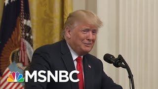 """President Donald Trump On Russia Investigation: """"I Could Run It If I Want"""" 
