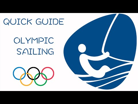 Quick Guide To Olympic Sailing