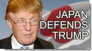 Japanese Television Defends Trump (+ Subtitles)