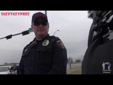 1st Amendment Audit - FT. HOOD, TX PT2
