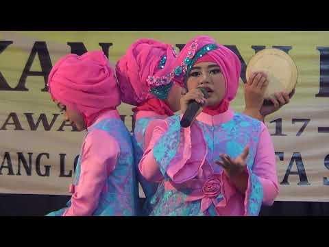 Samrah SMP Plus Al- Fatimah di tinggkat Jawa Timur