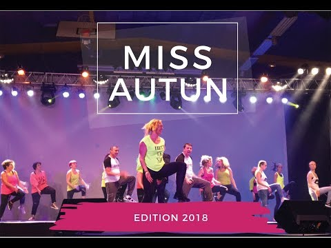 Miss Autun 2018 Energie Fitness