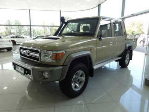 2015 TOYOTA LANDCRUISER 70 V8 DIESEL Auto For Sale On Auto Trader South Africa