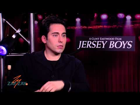 John Lloyd Young  Jersey Boys  ZayZay.Com