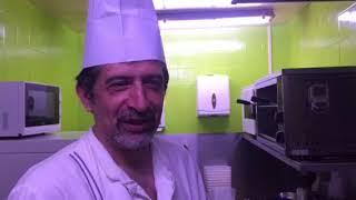 Le chef Pascal Villard explique sa cuisine i