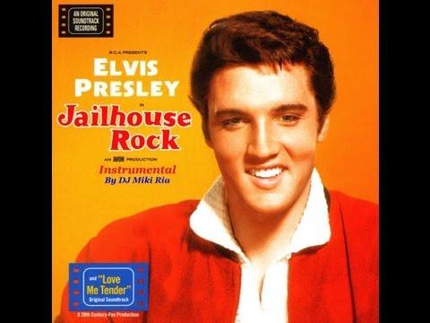 Elvis Presley - Jailhouse Rock (instrumental)
