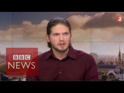 Paris shootings survivor sues French media - BBC News
