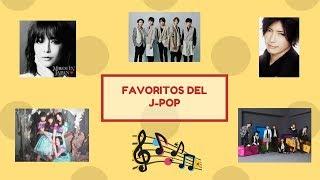 Favoritos del J-pop