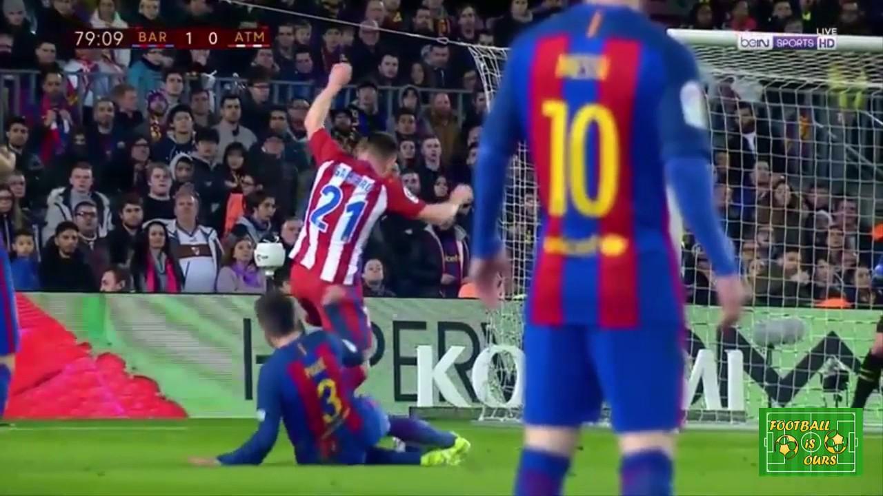 Download Barcelona vs Atletico Madrid 1-1 All Goals & Highlights 7/2/2017 || HD ||