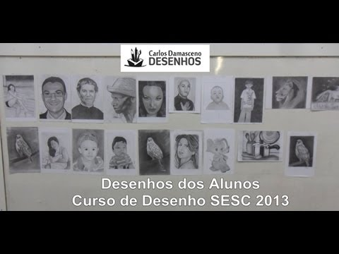 Dica - Como Desenhar um Nariz Passo a Passo- Curso de Desenho Online com Ivan Rossé de YouTube · Duração:  27 minutos 56 segundos