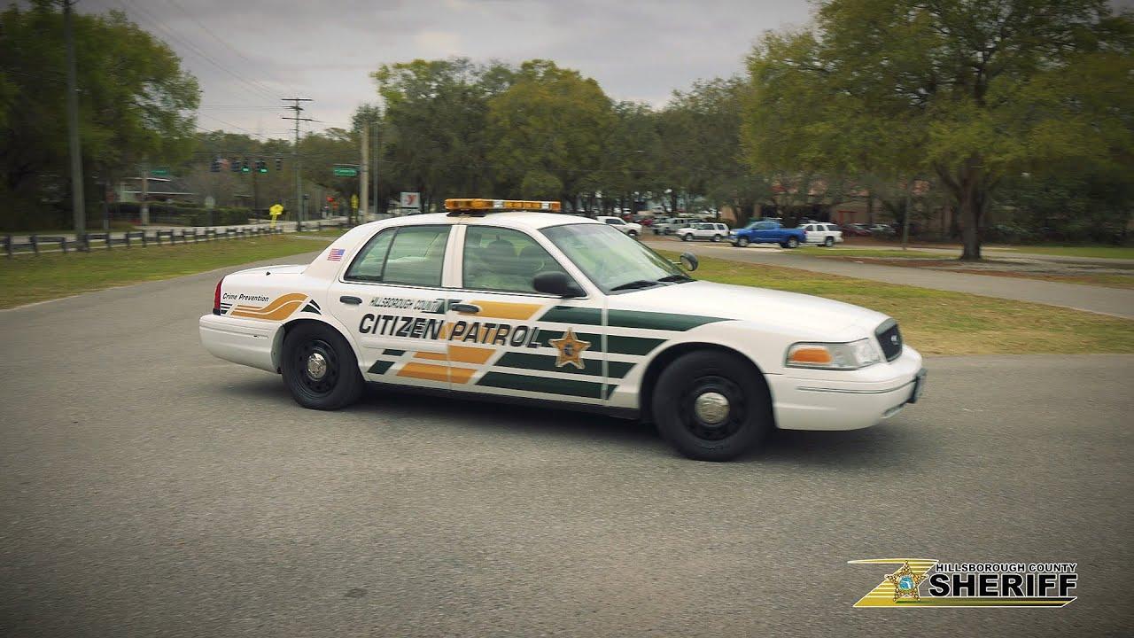 Hillsborough County Sheriff's Office - Volunteer Citizen Patrol