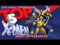 Top 5 X Men The Animated Series Guest Appearances