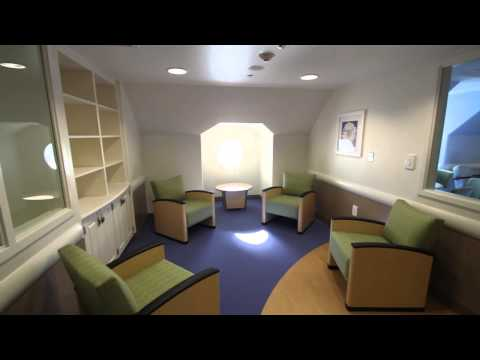 Tour of the Brattleboro Retreat's Adult Intensive Unit