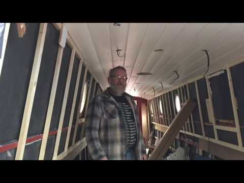 New Narrowboat build and fit out - Part #15