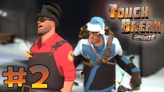 [Team Fortress 2] КОНТРАКТ СНАЙПЕРА! УДАЧА ЭТО ЛУЧШИЙ НАВЫК!