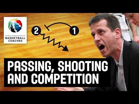 Passing, Shooting and Competition - Torsten Loibl - Basketball Fundamentals