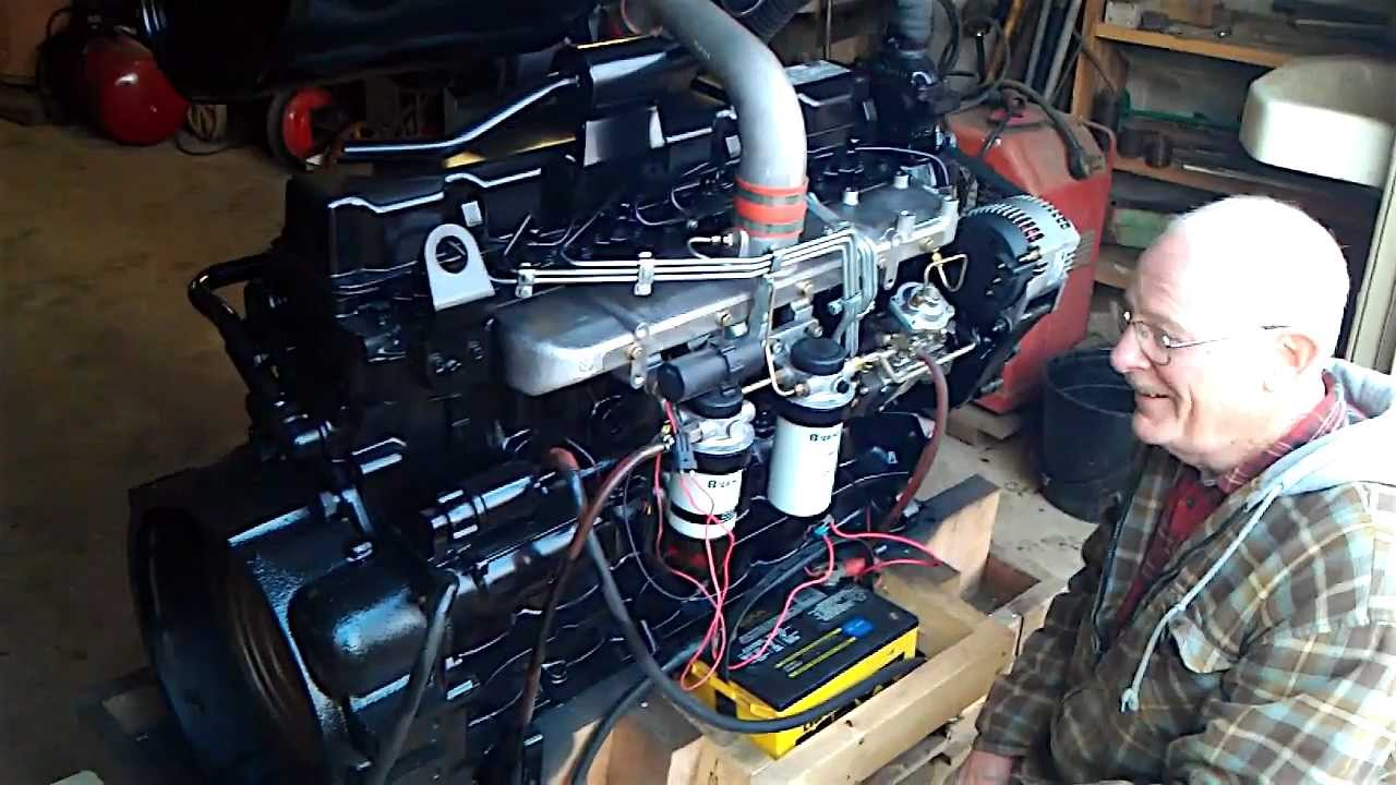 New Holland Tractor Motor For Sale
