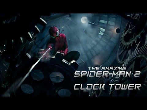 The Amazing Spider-Man 2 Soundtrack ~ Clock Tower ~ Alternate Version