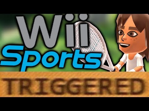 How Wii Sports TRIGGERS You!