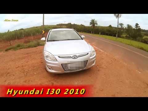 Hyundai I30 2010 impresses ao dirigir