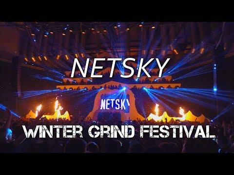 Netsky at Winter Grind Festival, Tallinn, Estonia 23/02/2018