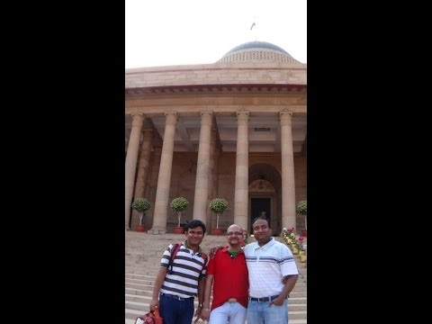 A Visit to Rashtrapati Bhavan