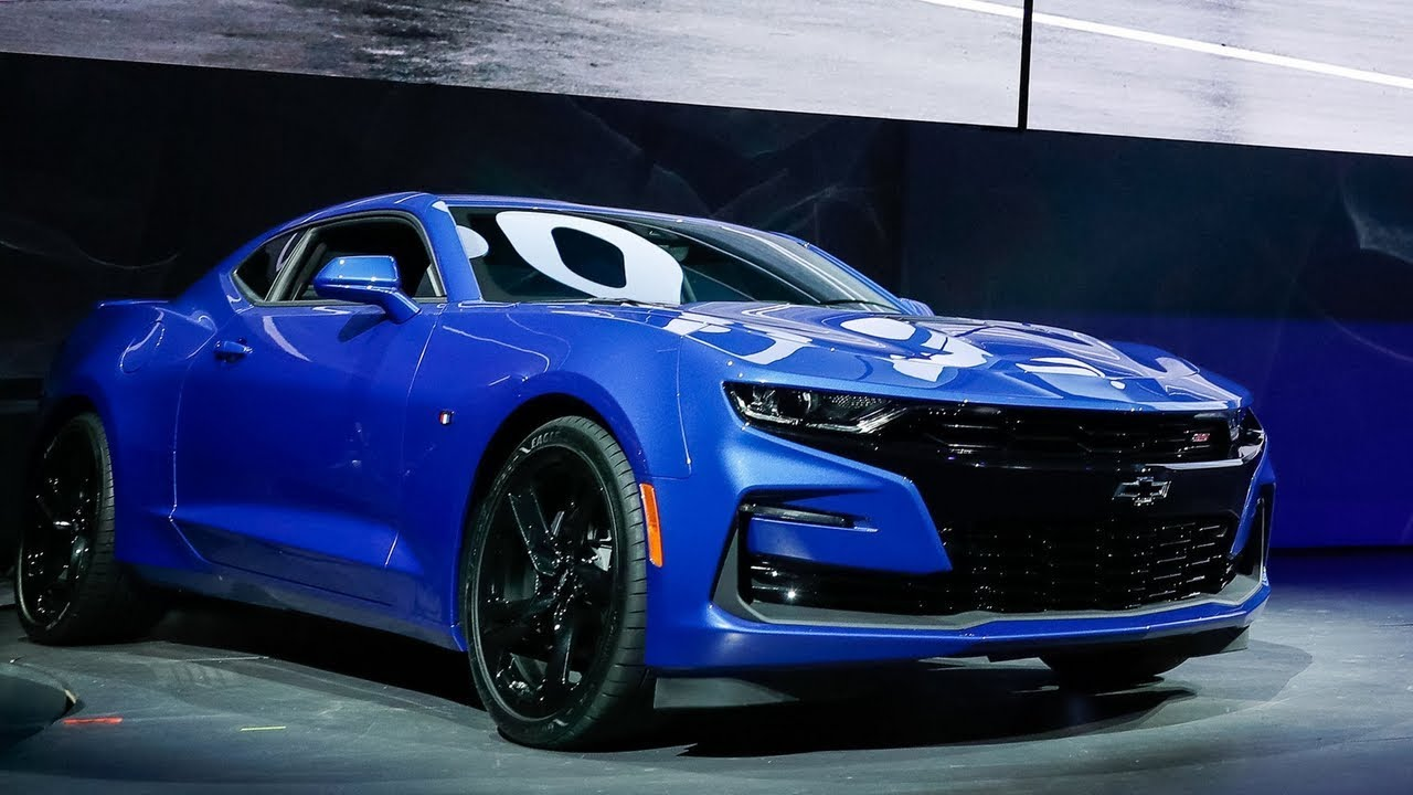 IMPRESSIVE! 2019 CHEVROLET CAMARO PREVIEW
