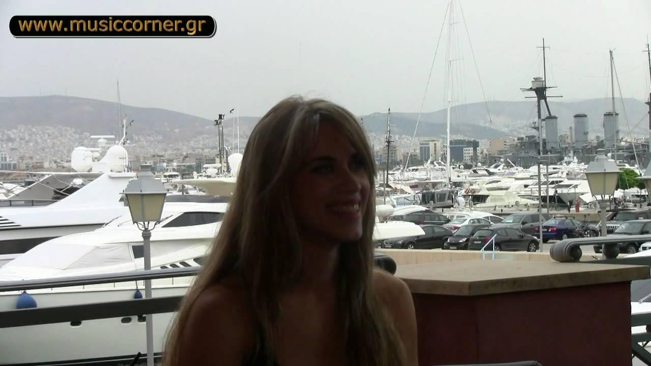 Η Σαββέρια Μαργιολά στο MusicCorner.gr -Α' μέρος