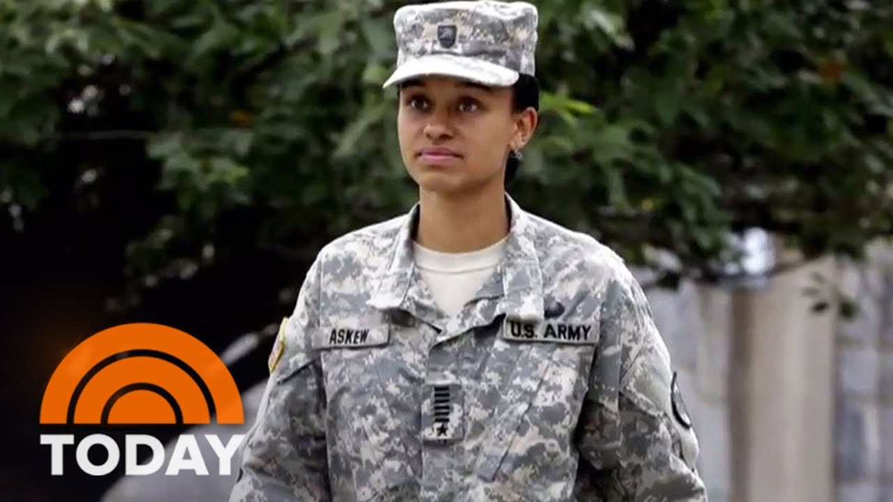 Simone Askew Becomes First Black Woman To Lead West Point