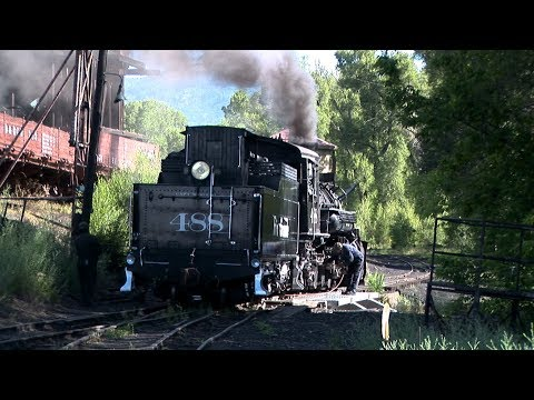 Narrow Gauge Steam on the Cumbres & Toltec Scenic RR