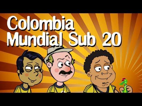 Viernes de descaches - Descache 13 Mundial Colombia sub 20 - Internautismo Crónico