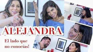 ALEJANDRA ESPINOZA: AMOR, TRAICIÓN, ALEGRÍAS Y DOLOR - Una reina de la vida real!
