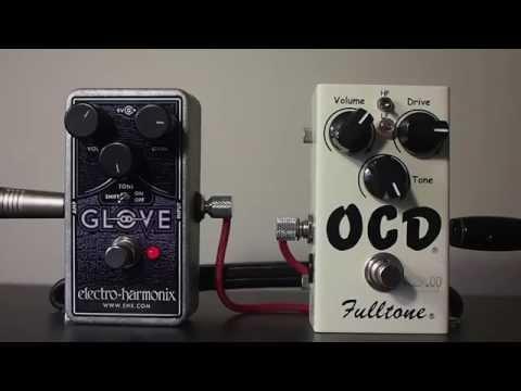 EHX Glove OD vs Fulltone OCD | Six-String Samurai