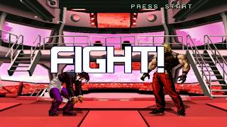 [TAS] KOF 2002 Playstation 2 - Orochi Iori SinglePlayer