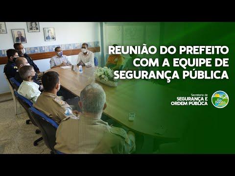 PREFEITURA MUNICIPAL DE RIO BONITO INICIA AÇÕES DE SEGURANÇA PÚBLICA