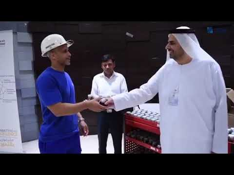 Emirates Steel celebrated the occasion of Eid Al Fitr with