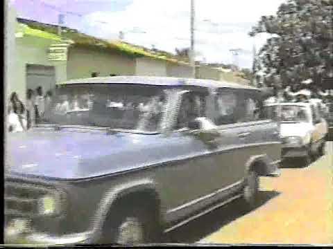 INAUGURAÇÃO BA-148 BRUMADO/LIVRAMENTO 07.02.1990
