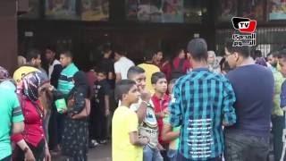 زحام على سينمات «محطة الرمل» ثالث أيام العيد