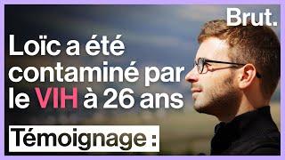 Loïc a été contaminé par le VIH à 26 ans. Il raconte.