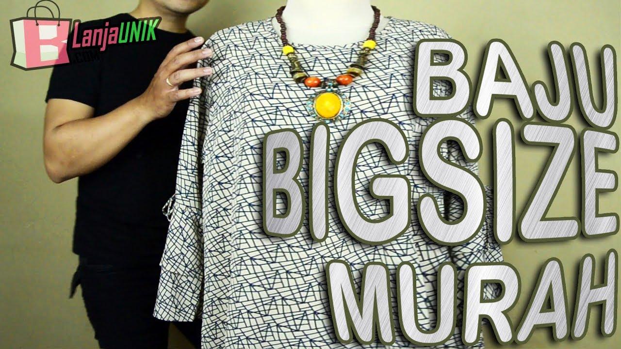 Jual Baju Big Size Wanita Tunik Bisa Dropship di Jombang