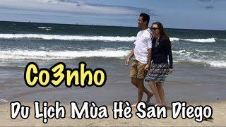 Đi Du Lịch Mùa Hè - Thành Phố San Diego - Cuộc Sống Ở Mỹ - Co3nho 65