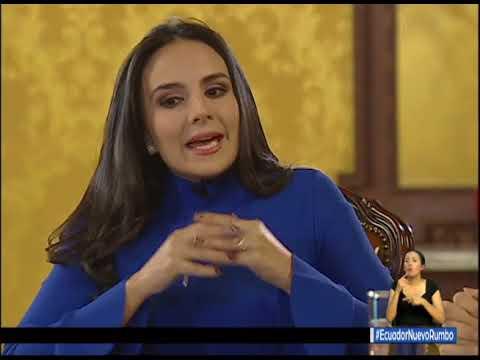 Ecuador Nuevo Rumbo: Entrevista al Señor Presidente Lenín Moreno. Domingo, 21 de enero de 2018