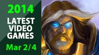 March 2014 Latest Video Games (2/4)
