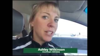 Client Testimonial: Ashley Wilkenson
